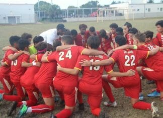 South Broward wins regional semi-final game