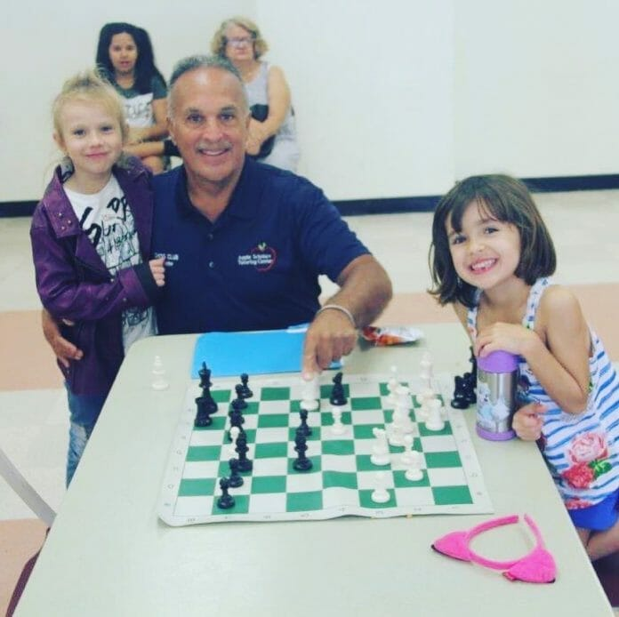Hollywood hosts Mayor's Chess Challenge